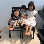 ♪新しい姉妹の生徒さんです〜お姉さん♪
